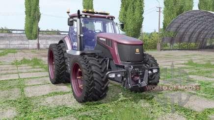 JCB Fastrac 8280 update for Farming Simulator 2017