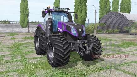 New Holland T8.420 Reaver for Farming Simulator 2017