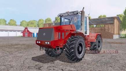 Kirovets K-744R3 for Farming Simulator 2015