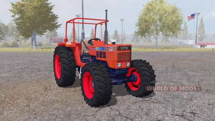 Same Leopard 85 Export for Farming Simulator 2013
