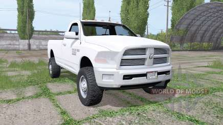 Dodge Ram 2500 Heavy Duty Regular Cab 2012 for Farming Simulator 2017