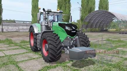 Fendt 1050 Vario weight for Farming Simulator 2017