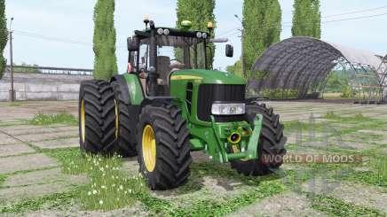 John Deere 6430 Premium dual rear for Farming Simulator 2017
