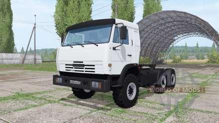 KAMAZ 54115 v1.1 for Farming Simulator 2017