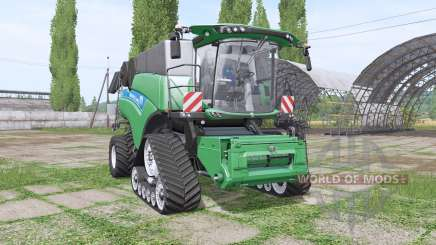 New Holland CR10.95 green for Farming Simulator 2017