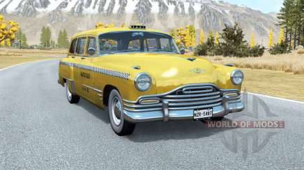 Burnside Special wagon Taxi v1.012 for BeamNG Drive