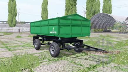 Autosan D47 pack for Farming Simulator 2017