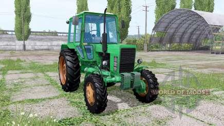 MTZ 82 Belarus green for Farming Simulator 2017