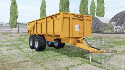 Rolland Turbo 135 v2.0 for Farming Simulator 2017