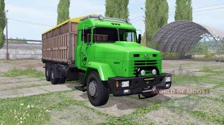 KrAZ 65053 for Farming Simulator 2017