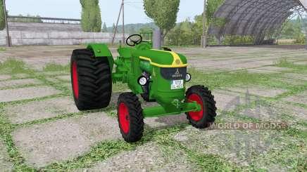 Deutz D 40S for Farming Simulator 2017