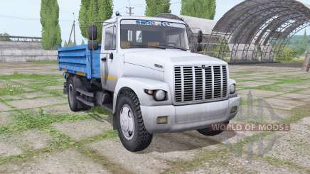 GAZ SAZ 35071 tuning for Farming Simulator 2017