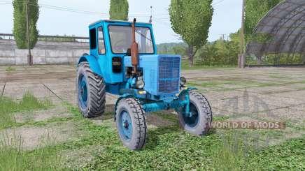 MTZ 50 4x4 for Farming Simulator 2017