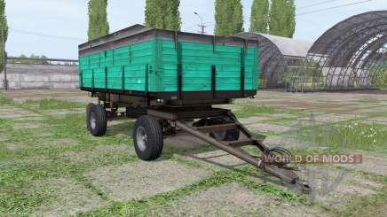 BSS P 93 SH v1.0.0.2 for Farming Simulator 2017