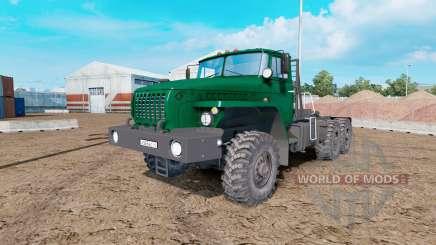 Ural 44202-10 for Euro Truck Simulator 2