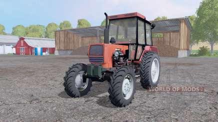 UMZ 8244 for Farming Simulator 2015