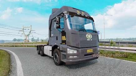 FAW Jiefang J6P for Euro Truck Simulator 2