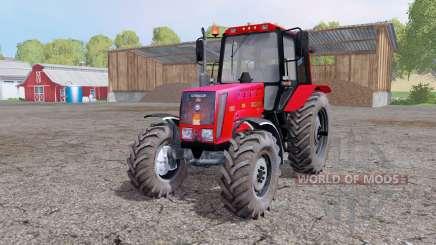 Belarus 826 SAREx for Farming Simulator 2015