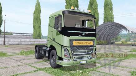 Volvo FH 540 сonvoi exceptionnel for Farming Simulator 2017