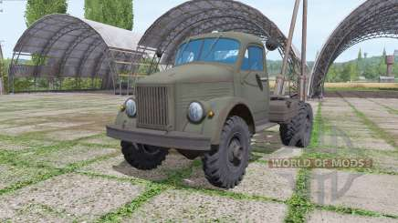 GAS 63П 1958 for Farming Simulator 2017