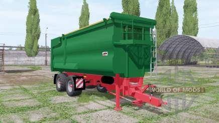 Kroger Agroliner MUK 303 for Farming Simulator 2017