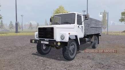 GAZ 3308 v2.0 for Farming Simulator 2013