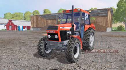 URSUS 1014 front loader for Farming Simulator 2015