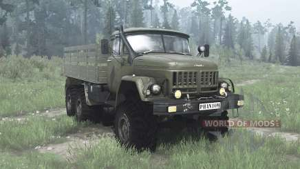 ZIL 131 Phantom for MudRunner