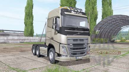 Volvo FH16 750 v1.2.1 for Farming Simulator 2017