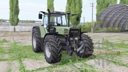 Fendt Favorit 515C Turbomatik loader mounting for Farming Simulator 2017