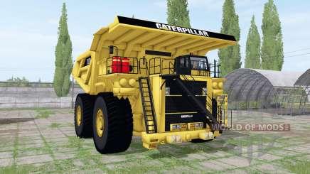 Caterpillаr 797B for Farming Simulator 2017