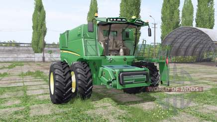 John Deere S690 for Farming Simulator 2017
