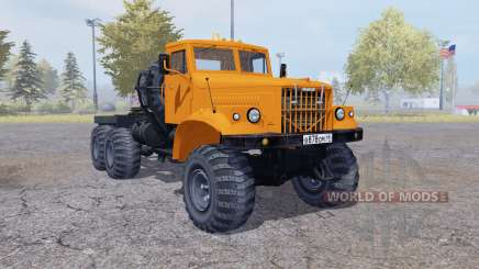 KrAZ 258Б v2.0 for Farming Simulator 2013