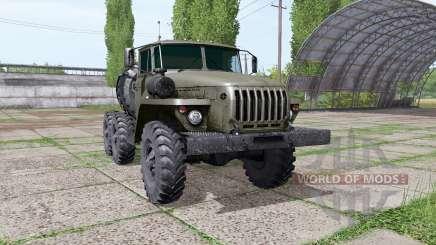 Ural 4420 for Farming Simulator 2017