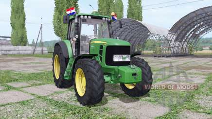 John Deere 7130 Premium v5.0 for Farming Simulator 2017