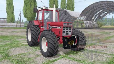 International Harvester 1455 XL loader mounting for Farming Simulator 2017