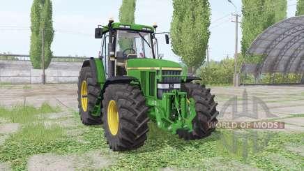 John Deere 7810 washable for Farming Simulator 2017