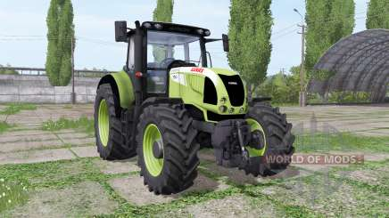 CLAAS Arion 620 for Farming Simulator 2017