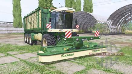 Krone BiG L 550 prototypе for Farming Simulator 2017