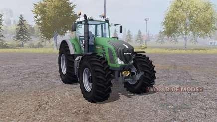 Fendt 936 Vario green for Farming Simulator 2013