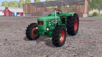 Deutz D80 for Farming Simulator 2015
