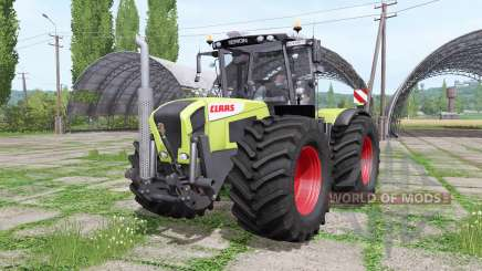 CLAAS Xerion 3800 Trac VC wide tyre for Farming Simulator 2017