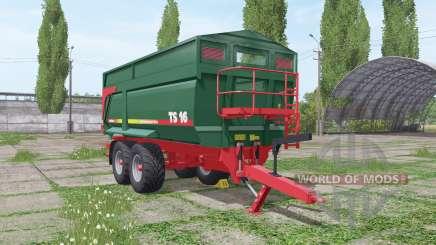 METALTECH TS 16 for Farming Simulator 2017