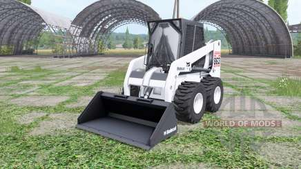 Bobcat 863 Turbo v1.1 for Farming Simulator 2017