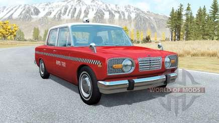 Ibishu Miramar Taxi v1.021 for BeamNG Drive