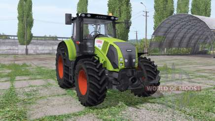 CLAAS Axion 820 Michelin for Farming Simulator 2017