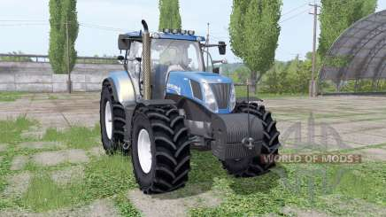 New Holland T7.250 for Farming Simulator 2017