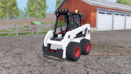 Bobcat S160 v1.2 for Farming Simulator 2015