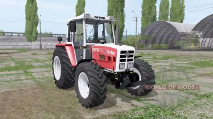 Steyr 8090 Turbо SK2 for Farming Simulator 2017