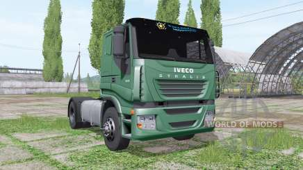 Iveco Stralis Low Cab v1.3 for Farming Simulator 2017